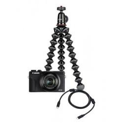 Canon PowerShot G7X Mark III Black Webcam kit 3637C002WK