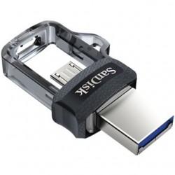 SanDisk USB 3.0 Ultra DUAL Drive M3.0 128GB SDDD3-128G-G46