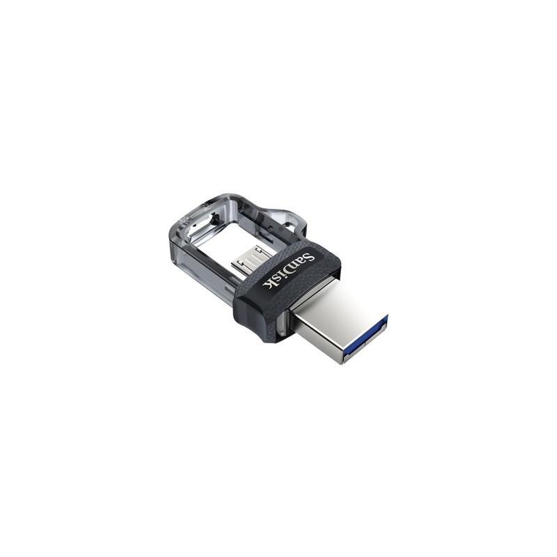 SanDisk USB 3.0 Ultra DUAL Drive M3.0 32GB SDDD3-032G-G46