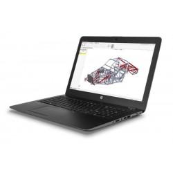 HP ZBook 15u G4, i5-7200U, 15.6 FHD, IntelHD 620, 8GB, 256GB SSD, ac, BT, Fpr, AC, DOS, 3y 1RQ41ES#BCM