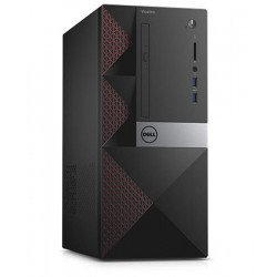 Dell Vostro 3668 MT i7-7700 8GB 1TB R9 360 DVDRW WLAN+BT W10P(64bit) 3Y NBD 3668-9402