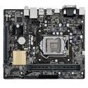 ASUS H110M-R/C/SI soc.1151 DDR4 mATX 1xPCIe USB3 GL iG D-Sub DVI HDMI - WHITE BOX 90MB0QN0-M0ECY0