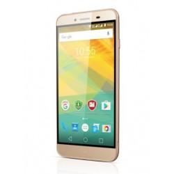 """Prestigio Multiphone Grace Z3 5.3""""IPS 1280x720 1/8GB 1.3GHz 2450mAh Wifi BT DUAL SIM ZLATY PSP3533DUOGOLD"""