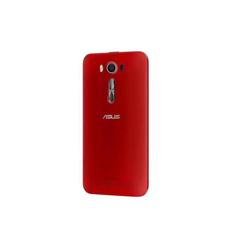 "ASUS ZenFone 2 Laser ZE500KL 5"" HD Quad-core (1,00GHz) 2GB 32GB LTE Dual SIM Android 5.0 červeny ZE500KL-1C418WW"