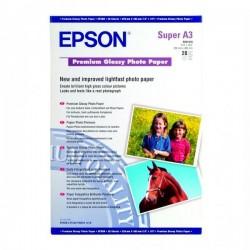 Epson Premium Glossy Photo Paper, lesklý, biely, Stylus Photo 890,...