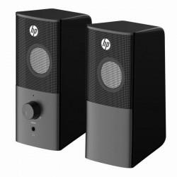 HP reproduktory DHS-2101, 2.0, 6W, čierny, regulácia hlasitosti,...