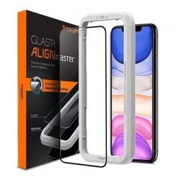 Spigen ochranné sklo GLAS.tR AlignMaster pre iPhone 11 Pro/XS -...
