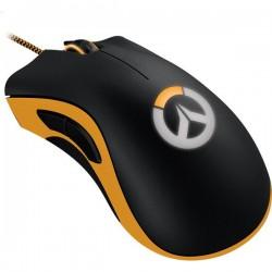 Razer Overwatch DEATHADDER Chroma Ergonomic Gaming Mouse RZ01-01210300-R3M1