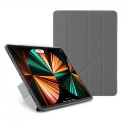 """Pipetto puzdro Origami TPU Case pre iPad Pro 12.9"""" 2021 - Dark Grey..."""