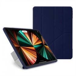 """Pipetto puzdro Origami TPU Case pre iPad Pro 12.9"""" 2021 - Dark Blue..."""