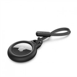 Belkin puzdro Secure Holder with Strap pre AirTag - Black F8W974btBLK