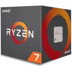 AMD, Ryzen 7 1700, Processor BOX, soc. AM4, 65W, s Wraith Spire 95W chladičom YD1700BBAEBOX