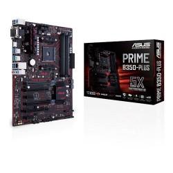 ASUS PRIME B350-PLUS soc.AM4 B350 DDR4 ATX PCIe USB3 GL iG D-Sub DVI HDMI 90MB0TG0-M0EAY0