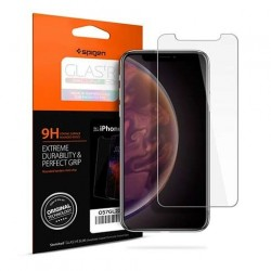 Spigen ochranné sklo GLAS.tR SLIM HD pre iPhone 11 Pro/XS - Clear...