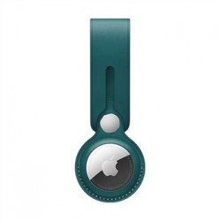 Apple AirTag Leather Loop - Forest Green MM013ZM/A