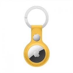 Apple AirTag Leather Key Ring - Meyer Lemon MM063ZM/A