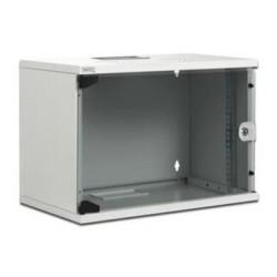 Digitus 9U skříňka montáž na stěnu , 460x540x400mm, barva šedá (RAL 7035) DN-19 09-U-S-1