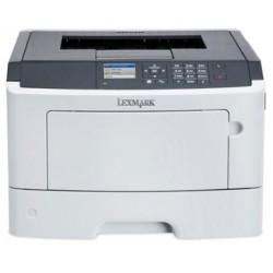 Lexmark MS317dn, mono laser, 1200dpi, 33ppm, 128MB, 800MHz, USB, PP, DUPLEX, Lan 35SC080