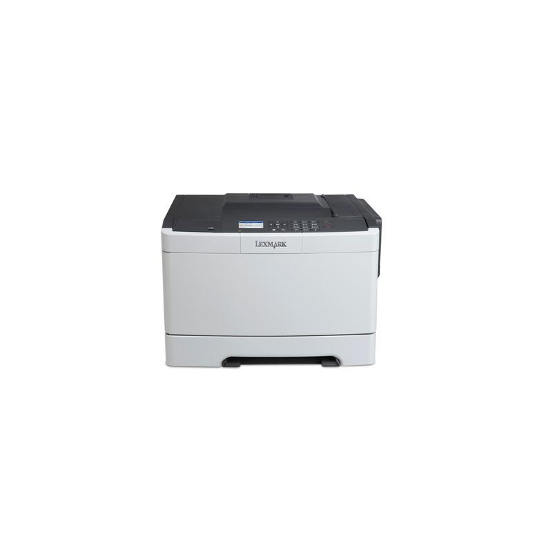 Lexmark CS417dn, color laser, 4800dpi, 30ppm, 256MB, 800MHz, USB, Duplex, Lan 28DC070