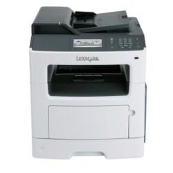 Lexmark MX417de, mono laser MFP, 1200dpi, 38ppm, 256MB, 800MHz, USB, Duplex,GLan, Fax 35SC746