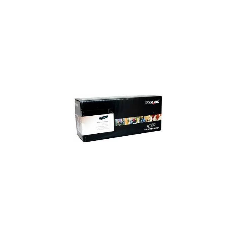 MS/MX3/4/5/61x Black Toner Cartridge Return - 2 500 stran 51B2000