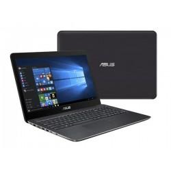 "ASUS X556UQ-DM480T Intel i7-7500U 15.6"" FHD matny GT940MX/2GB 8GB 1TB WL DVD/RW Cam Win10 CS tmavohnedý"
