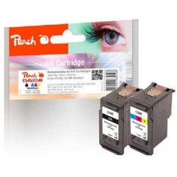 PEACH kompatibilní cartridge Canon PG-545/CL-546 MultiPack, black,...