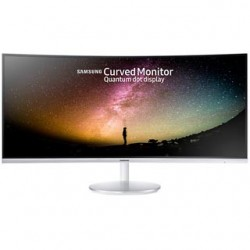 "SAMSUNG LED Monitor 34"" LC34F791WQUXEN"