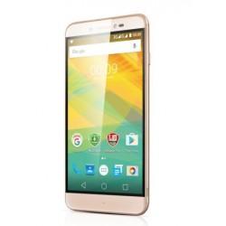 """Prestigio Multiphone Grace Z5 5.3""""IPS 1280x720 1/8GB 2600mAh Wifi Android 6.0 DUAL SIM ZLATY PSP5530DUOGOLD"""