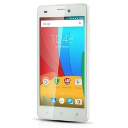 "Prestigio Multiphone Muze A5 5"" IPS 1280x720 1/8GB 1.2GHz 2000mAh CAM 2/8Mpx Android 5.1 DUAL SIM BIELY PSP5502DUOWHITE"