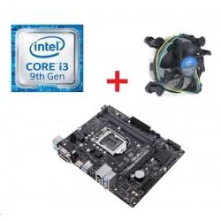Promo Intel® Core™i3-9100F + ASUS PRIME H310M-R SKASPROMO8