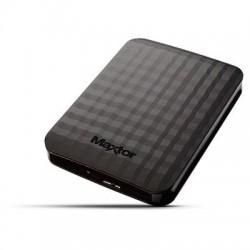 "Maxtor 4TB 2,5"" M3 Portable External HDD SuperSpeed USB 3.0 čierny STSHX-M401TCBM"