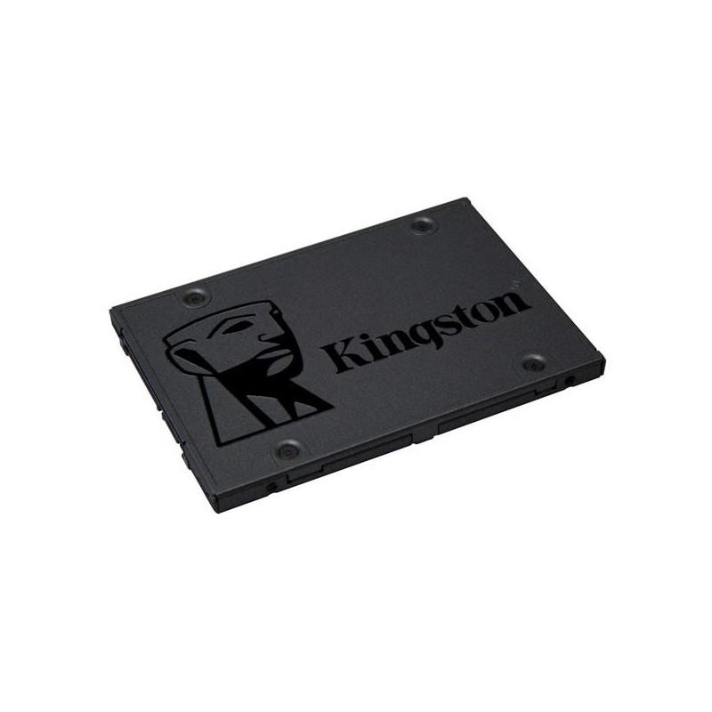 """Kingston 240GB SSD A400 Series SATA3, 2.5"""" (7 mm) ( r500 MB/s, w350 MB/s ) SA400S37/240G"""