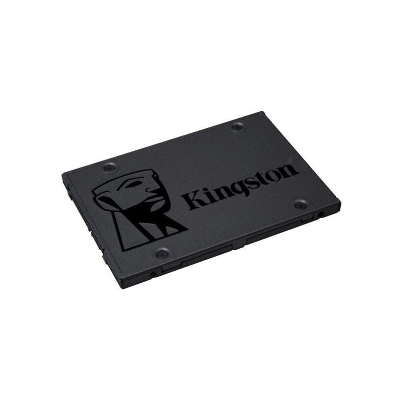 "Kingston 480GB SSD A400 Series SATA3, 2.5"" (7 mm) ( r500 MB/s, w450 MB/s ) SA400S37/480G"