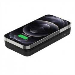 Belkin Boost Charge Magnetic Portable Wireless Charger 10K - Black...