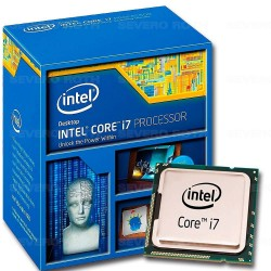 Intel Core i7-4790K processor, 4,00GHz,8MB,LGA1150 BOX, HD Graphics 4600 BX80646I74790K