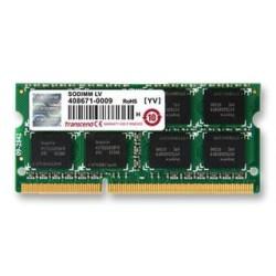 Transcend 8GB 1600MHz DDR3L Non-ECC CL11 SODIMM 2Rx8,1.35V TS1GSK64W6H