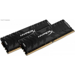 HyperX Predator 2x16GB 3000MHz DDR4 DIMM CL15 - čierná HX430C15PB3K2/32