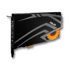 Asus STRIX SOAR 7.1 PCIe gaming sound card with an audiophile-grade DAC and 116d STRIX_SOAR