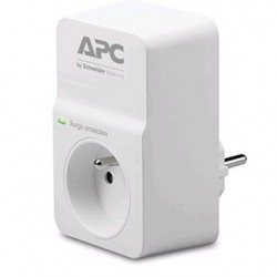 APC Essential SurgeArrest 1 out PM1W-FR