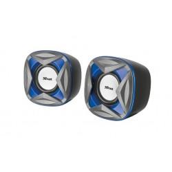Xilo Compact 2.0 Speaker Set - blue 21182
