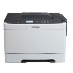 Lexmark CS517dn, color laser, 4800dpi, 30ppm, 256MB, 800MHz, USB, Duplex, Lan 28EC070