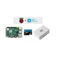 Raspberry Pi 3B+ UniFi Controller, bílá RPI303-CK-WH
