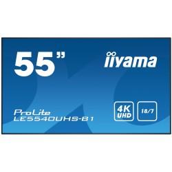"""55"""" iiyama LE5540UHS-B1 - AMVA3,4K UHD,8ms,350cd/m2,..."""