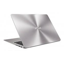 """ASUS Zenbook UX410UA-GV151T Intel i3-7100U 14"""" FHD matny UMA 4GB 256 SSD WL BT Cam W10 šedý"""
