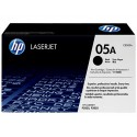 HP Toner CE505A black