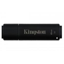 8 GB USB 3.0 klúč Kingston DT4000 G2, 256 AES FIPS 140-2 level 3 ( r165 MB/s, w22 MB/s ) DT4000G2DM/8GB