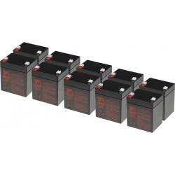 T6 Power RBC117, RBC118 - battery KIT T6APC0005