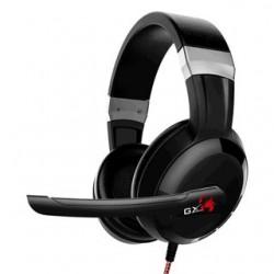 GENIUS Slúchadlá s mikrofónom HS-G580 GX Gaming bl 31710202100