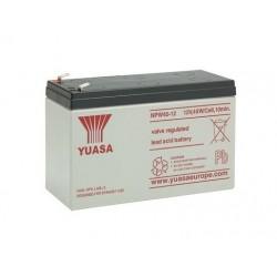 Baterie pro UPS - YUASA NPW45-12 (12V; 45W/čl./faston F2) 13620